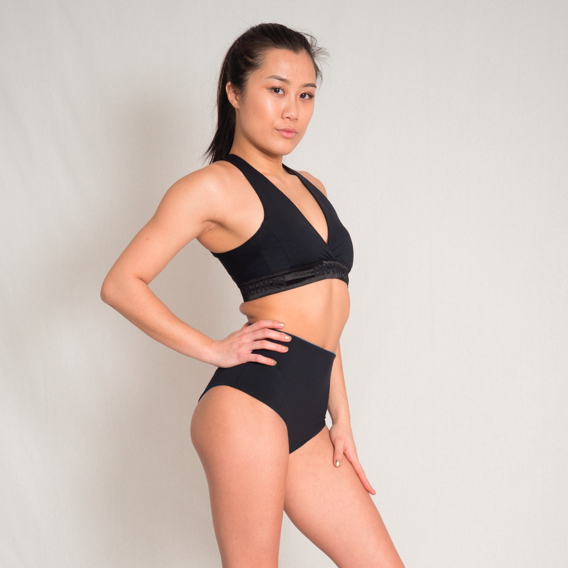Polewear and activewear from Okami