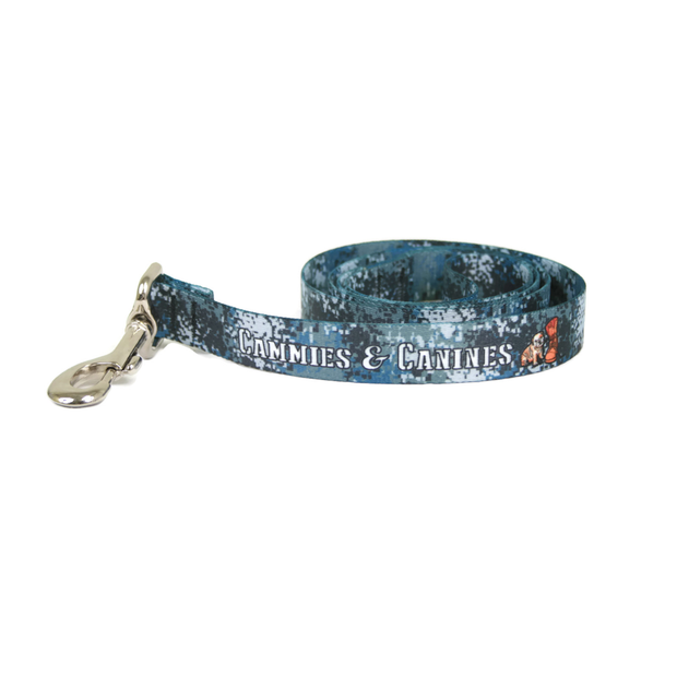 Blue Navy Dog Leash