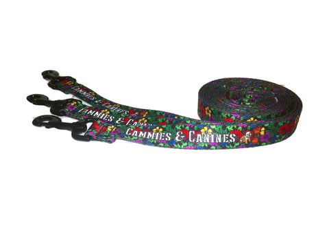 Hawaiian Love Dog Leash