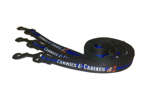 Police Lives Matter Dog Leash