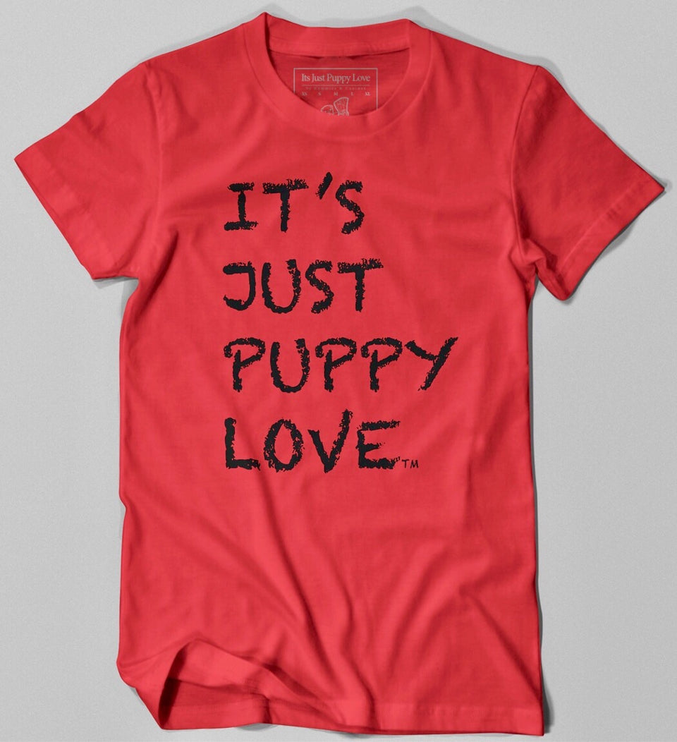 Juicy Red Puppy Love!