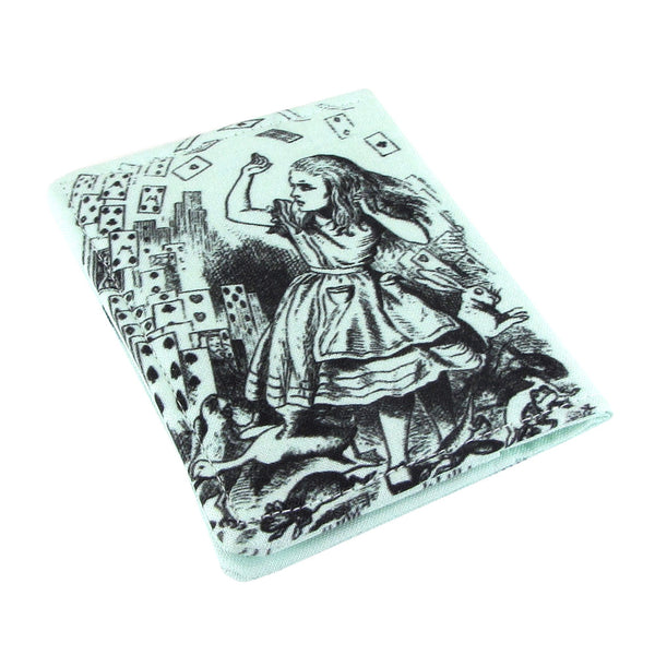 alice in wonderland wallet