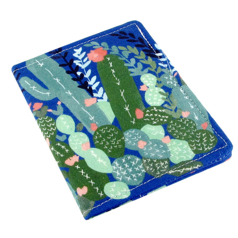 Cactus slim women's credit card wallet