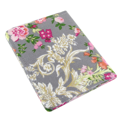 floral Slim women's credit card wallet