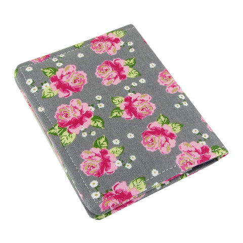 Five Sprouts Stitching Slim women's credit card wallet