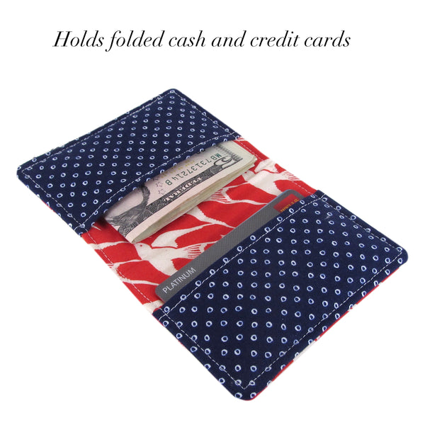 bird credit card wallet