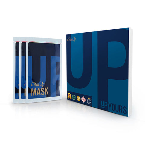 ChinUp Mask Refill 3 Pack - Readers Offers
