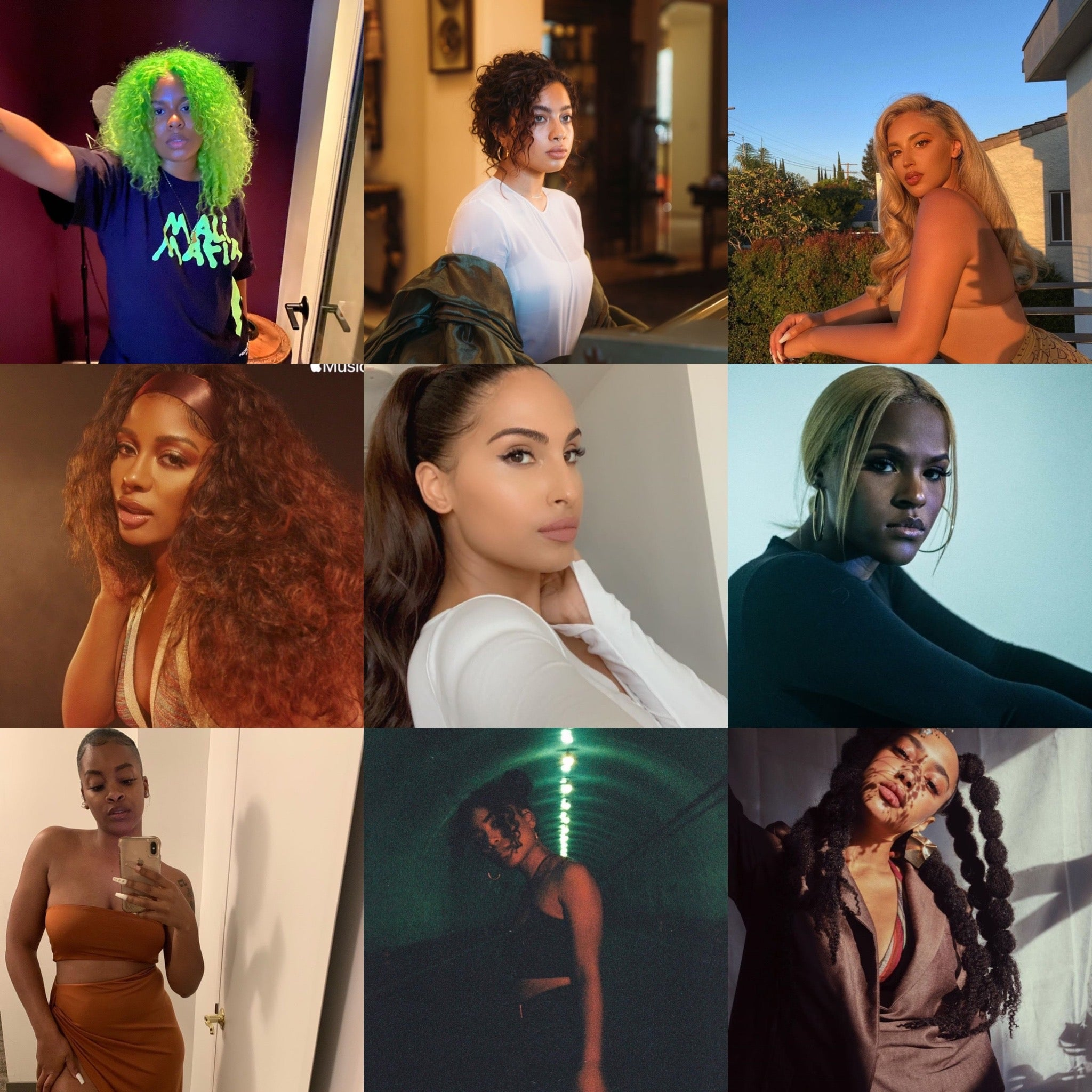 Female RnB Artists That I'm Obsessed With