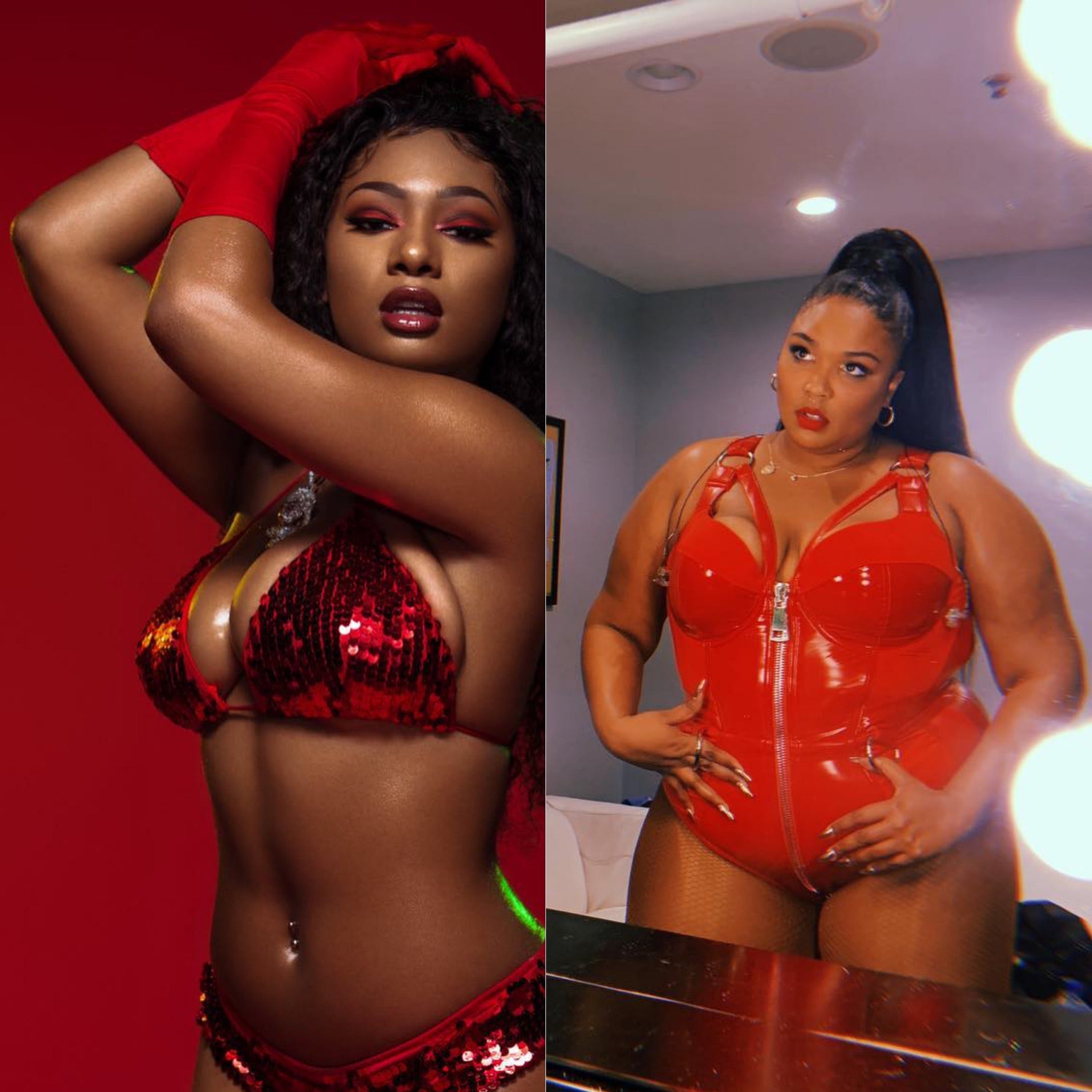 Meg Thee Stallion and Lizzo are feminist saviors!