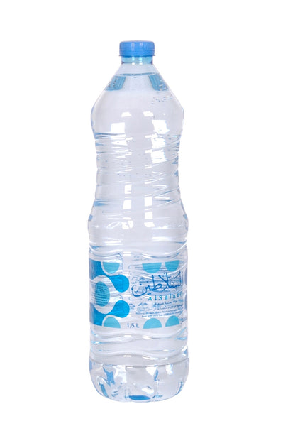1.5 L Natural Mineral Water (Al Salatin)(6 pcs)