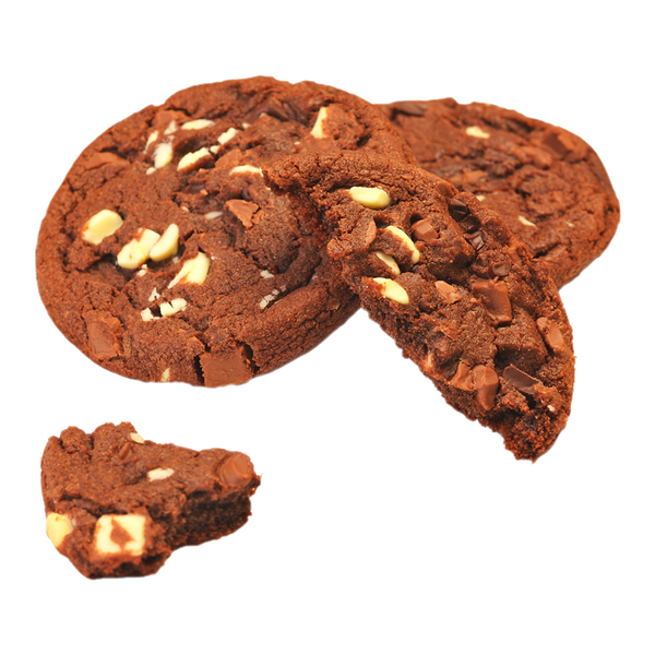Dawn Triple Belgian Chocolate Chunk Cookies 76g
