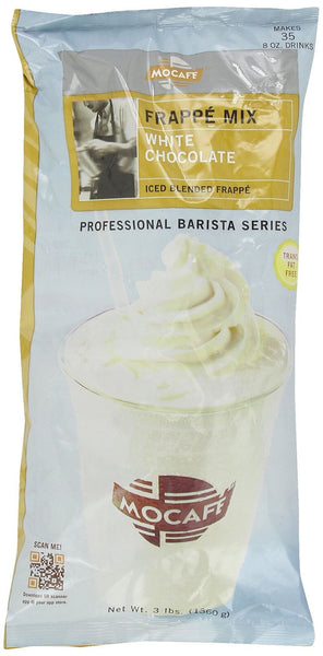 Frappe White Chocolate Barista