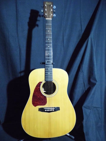 Ibanez PF5 Lefty Acoustic Guitar