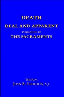Death - Real and Apparent