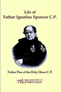 Life of Father Ignatius Spencer