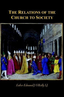The Relations of the Church to Society