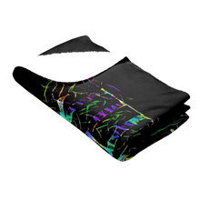 Rave Sherpa Fleece Blanket-Home Decor-Printify-50x60-Nyght