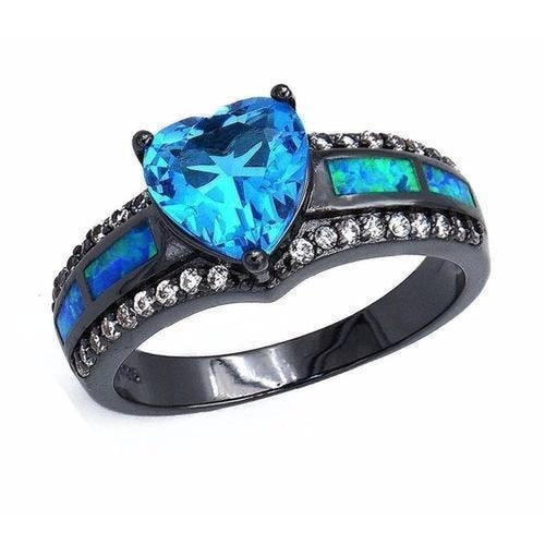 The Heart-Jewelry-Nyght-10-Rainbow and Blue-Nyght