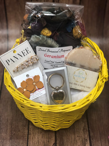 Bright Days Ahead Gift Basket