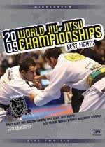 2009 JIU-JITSU WORLD CHAMPIONSHIPS BEST FIGHTS 5 DVD SET