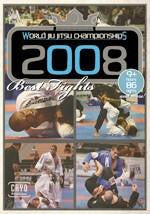 BEST FIGHTS OF THE 2008 JIU-JITSU WORLD CHAMPIONSHIPS 3 DVD SET