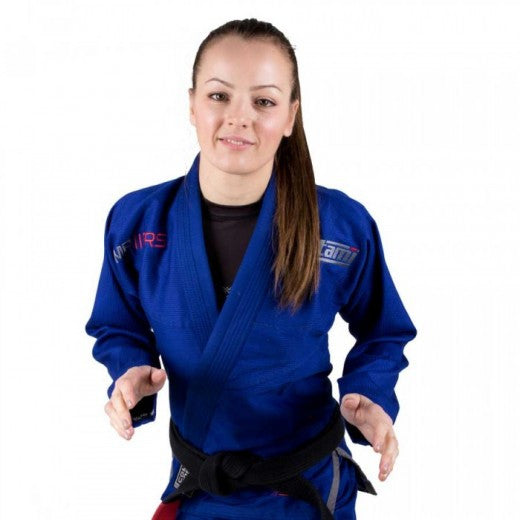 LADIES COMP SRS LIGHTWEIGHT BJJ GI - BLUE