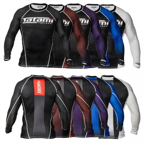 2014 LONG SLEEVE IBJJF RASH GUARDS