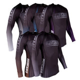 TATAMI IBJJF RANKED GRAPPLING RASHGUARD - LONG SLEEVE