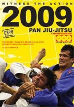 2009 PAN JIU-JITSU 3 DVD SET