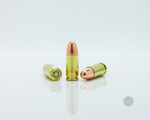 9mm Reman FMJ 147gr Subsonic