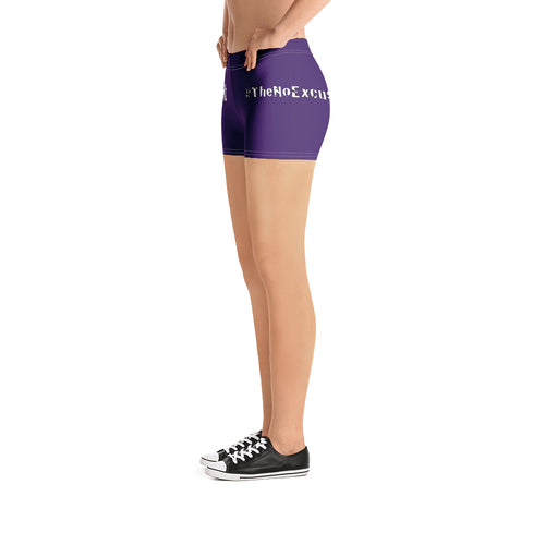 @efigfit custom shorts - purple