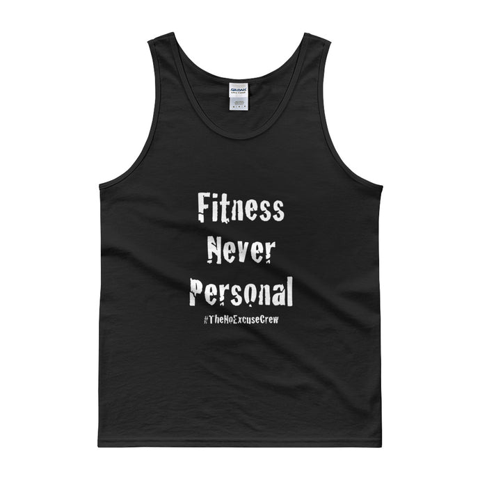 Fitness Never Personal™ Men's Tank Top