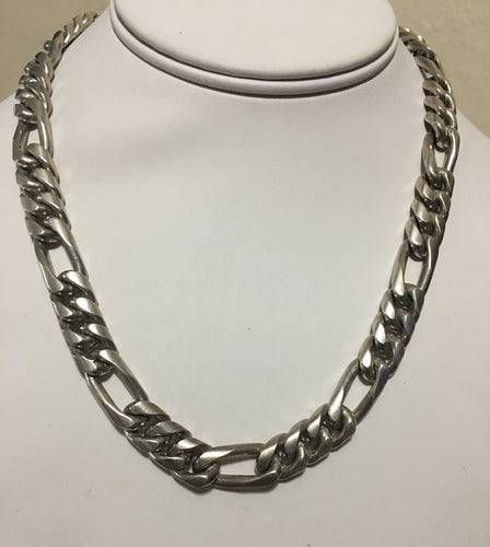 19* Sterling Silver Necklace