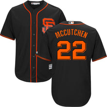Men's San Francisco Giants Andrew McCutchen Majestic Cool Base Jersey