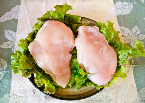 Breast - Boneless, Skinless 2 pc/pkg