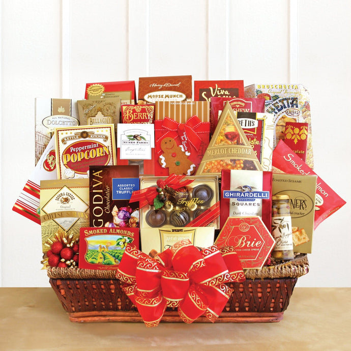 10 Reasons Why a Gift Basket is the Perfect Gift!