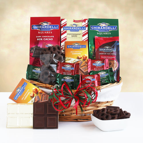 Ghirardelli Holiday