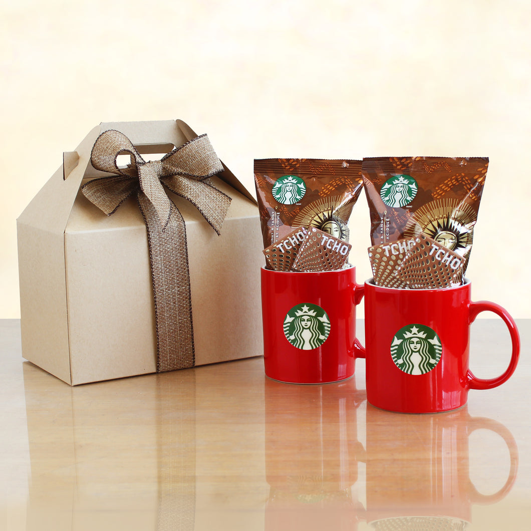 Starbucks Buddy Package