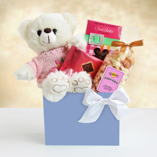 Bear-y Great Mom - Vogue Gift Baskets