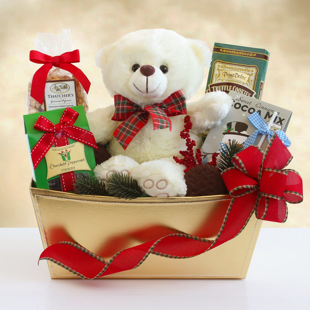 Beary Merry Christmas - Vogue Gift Baskets
