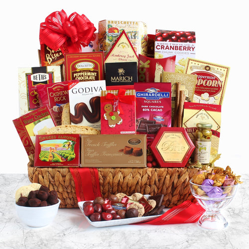 Big Wishes Holiday - Vogue Gift Baskets