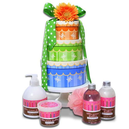 Birthday Spa Day - Vogue Gift Baskets