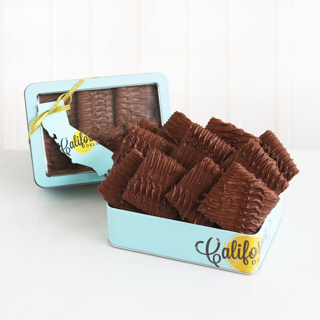 California Delicious Graham Dunks - Vogue Gift Baskets
