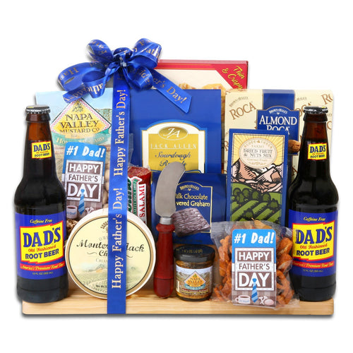 Dad's A Cut Above - Vogue Gift Baskets
