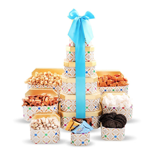 Dad's Day Tower - Large - Vogue Gift Baskets