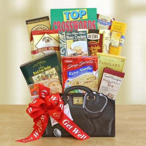 Get Well Gourmet - Vogue Gift Baskets