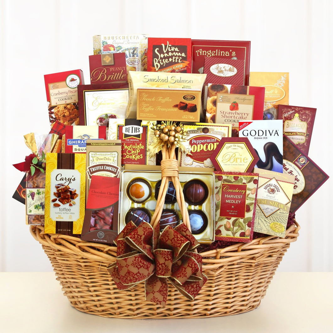Epic Gourmet Basket - Vogue Gift Baskets