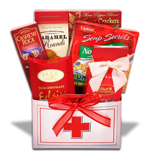 Get Well Soon - Vogue Gift Baskets