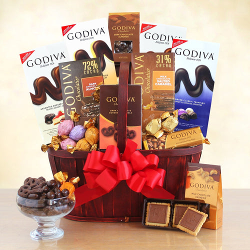 Godiva Connoiseur - Vogue Gift Baskets