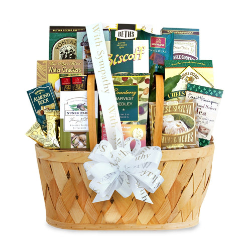 Gourmet Comfort Basket - Vogue Gift Baskets